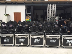 SM Lights- Show Lighting Case from Spain