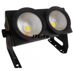 JTLite-C02 molefay 2 eye Audience LED 2x100w COB light