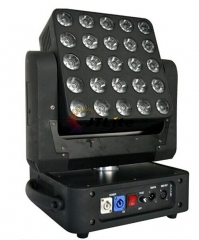 JTLite-M25 25x10w RGBW 4in1 LED Matrix Moving Head Light