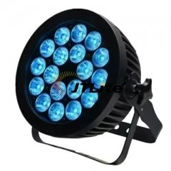 JTLite-P15 18LED slim fanless flat par light
