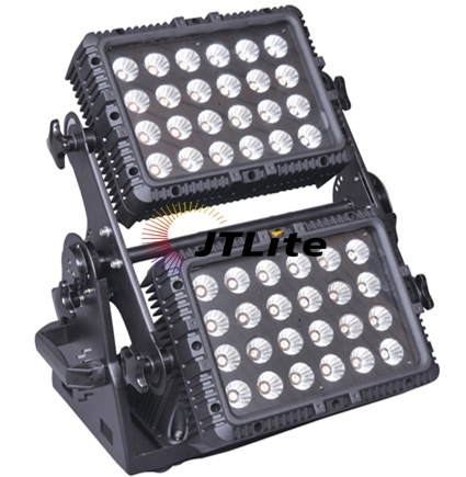 JTLite-W19 48LED Powerful Outdoor City Color Wall Washer landscape Light