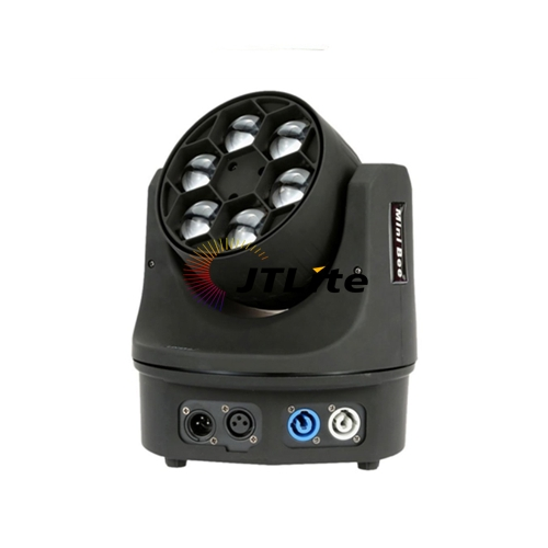JTLite-M12 6x10w RGBW mini bee eye led moving head light