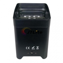 JTLite-BP05 6*18W 6in1 LED Wireless Battery Par Light(APP control)