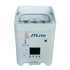JTLite-BP06 6*18W 6in1 LED Wireless Battery Par Light (APP control)