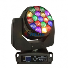 JTLite-M19 19x12w RGBW 4in1 Big Bee Eye LED Moving Head Light