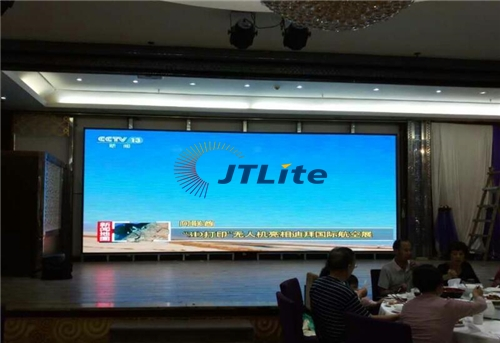 JTLite-P4 LED video screen indoor