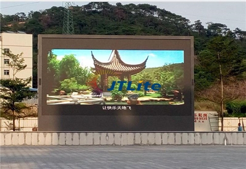 JTLite-P4.81 Outdoor LED Video Screen